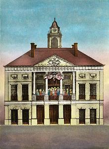Alexander Hamilton, George Washington Walking Tour New York City
