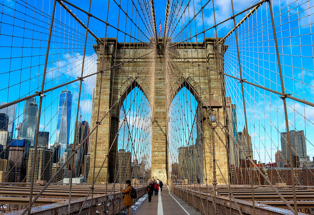 Best Brooklyn Bridge Walking Tour