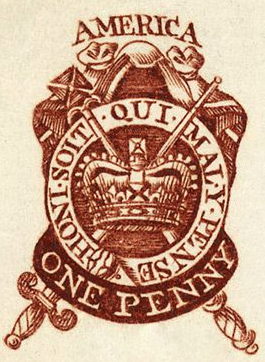 Stamp Act in New York City, 1765